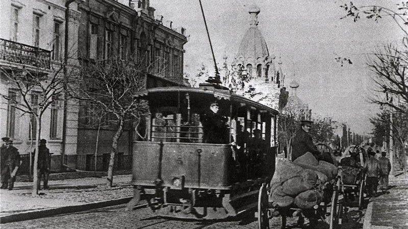 Городской трамвай  планируют запустить в Севастополе