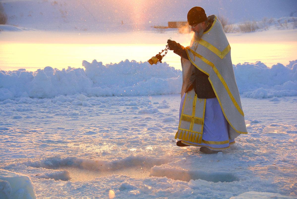 19 января верующие отмечают Крещение Господне
