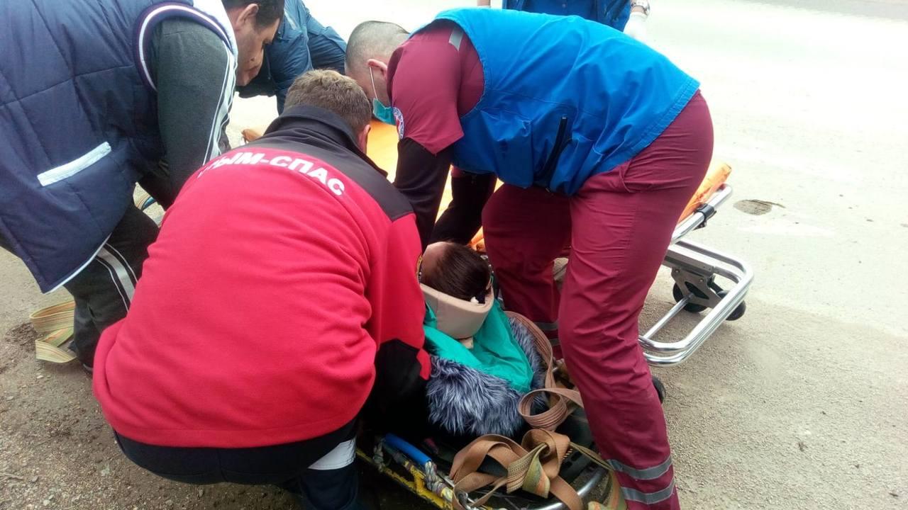 10-летний ребенок получил травму при катании на «ватрушке» в Крыму