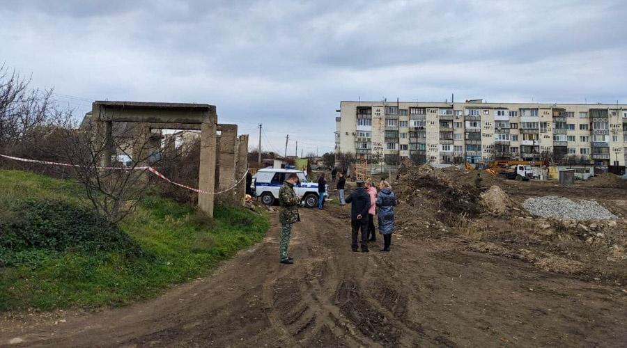 Севастопольская прокуратура проводит проверку по факту гибели подростка в недострое