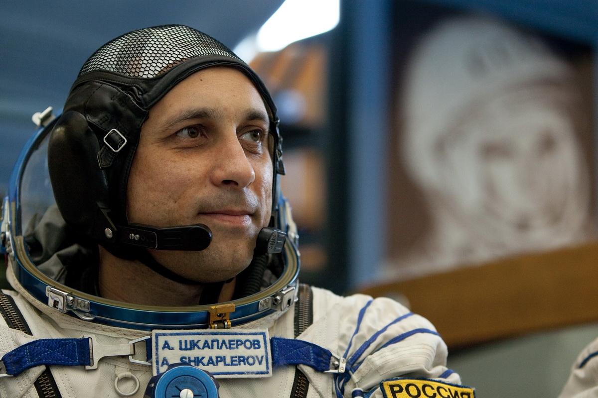 Космонавт Антон Шкаплеров привился от COVID-19 и призвал крымчан вакцинироваться
