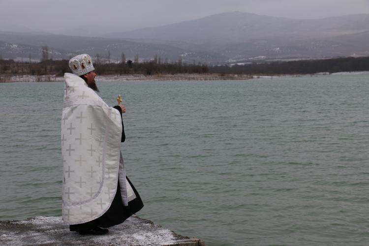 Где в Севастополе можно окунуться на Крещение