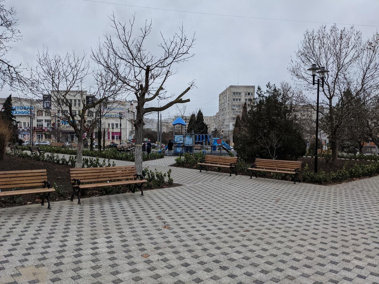 Севастопольцам показали, как выглядит обновленный ПОР (фото)