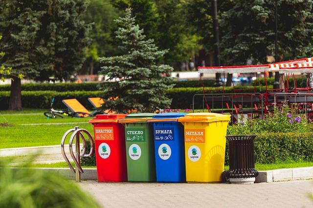 Система раздельного сбора мусора заработает в Крыму