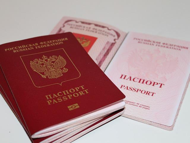 В России запретили ретушировать фото для паспорта