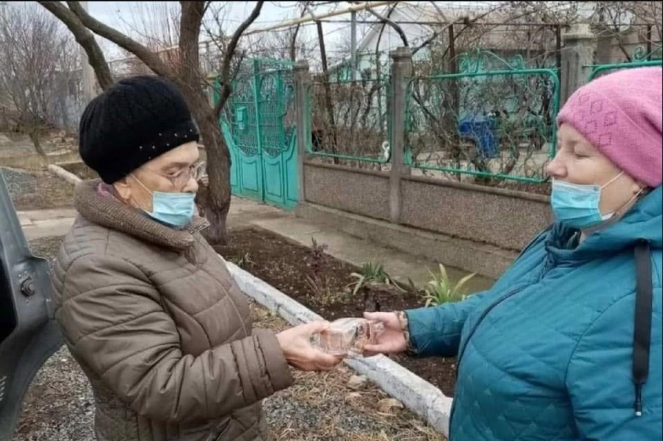 Акция «Блокадный хлеб» обернулась скандалом в Крыму