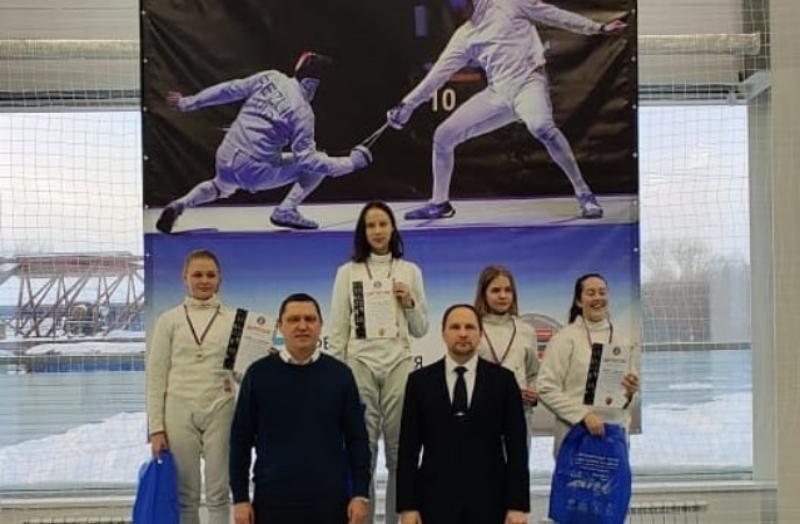 Севастопольская фехтовальщица выиграла турнир «Шпага Сибири»