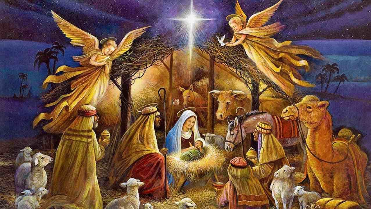 7 января православные отмечают Рождество Христово