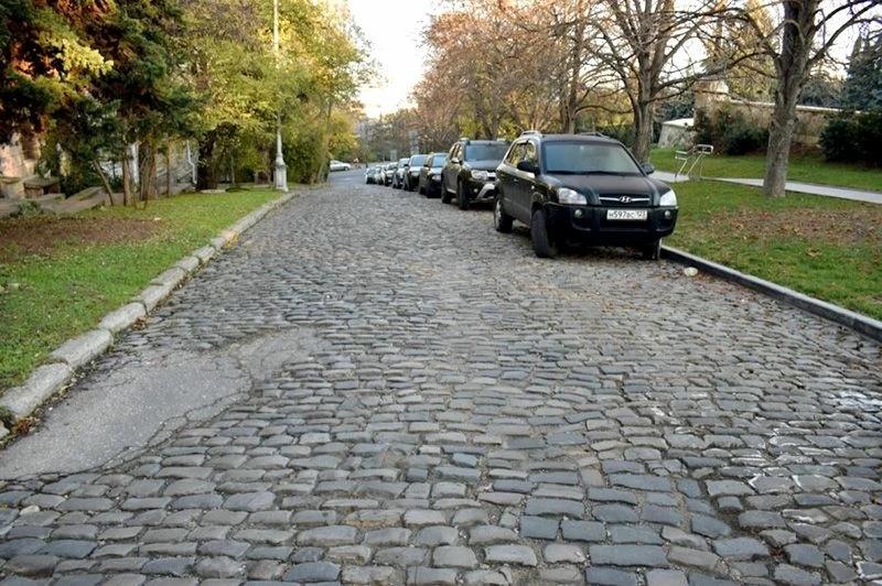 В центре Севастополя начинается капитальный ремонт улицы