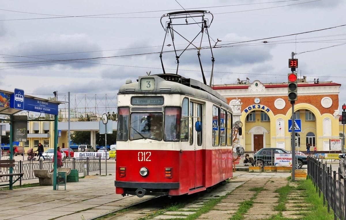 В 2021 году Евпатория получит новые трамваи