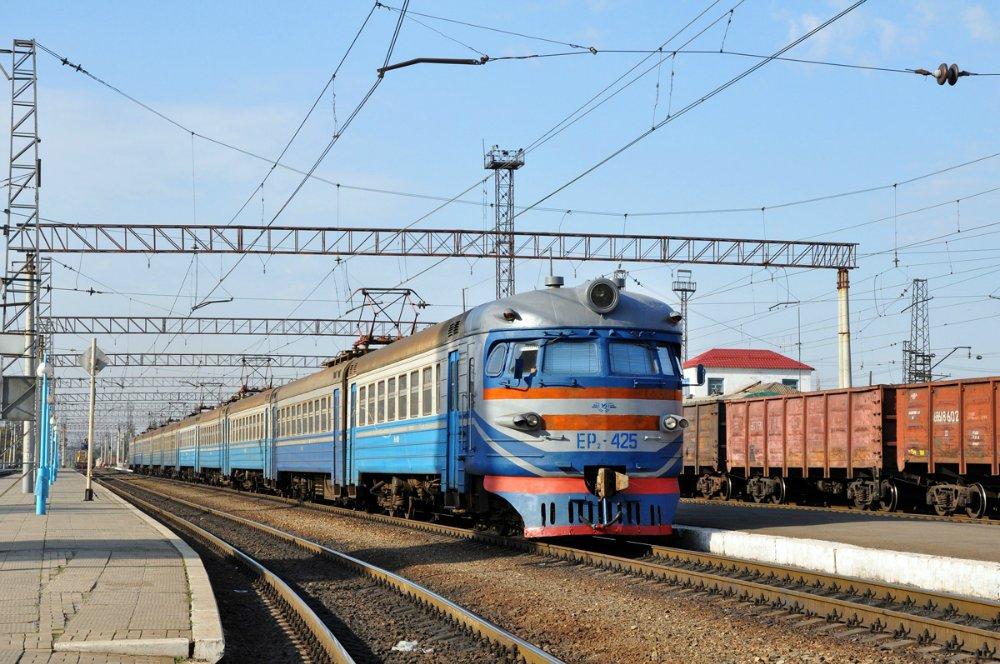 В Крыму увеличилось количество электричек