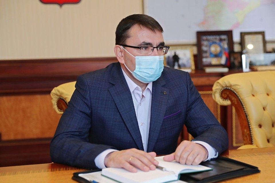 В Крыму назначили главу МЧС