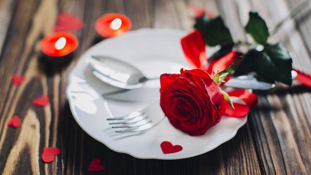 Диетолог дала рекомендации по приготовлению ужина на День Святого Валентина