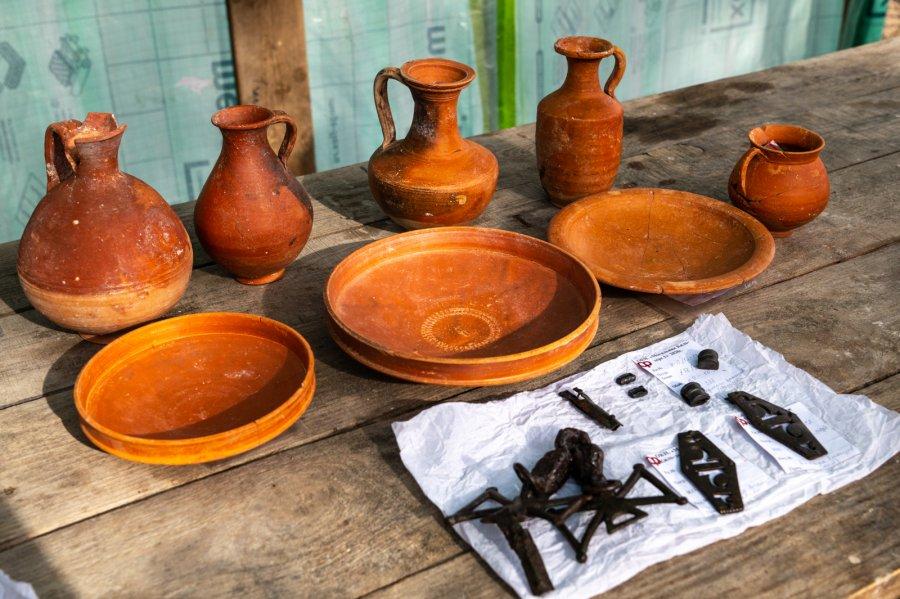 Археологи рассказали о находках, обнаруженных в скифском некрополе (фото)