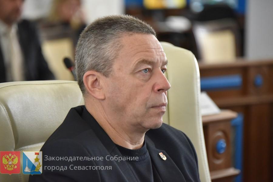Василий Зубенко: «Приводим региональные источники правового регулирования в соответствие с федеральными»