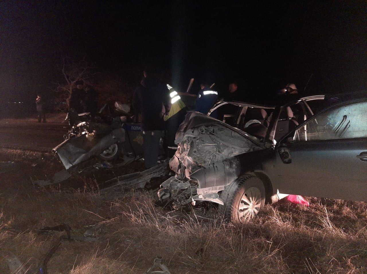 Участник ДТП, в котором погибли полицейские, мог избежать трагедии — следствие