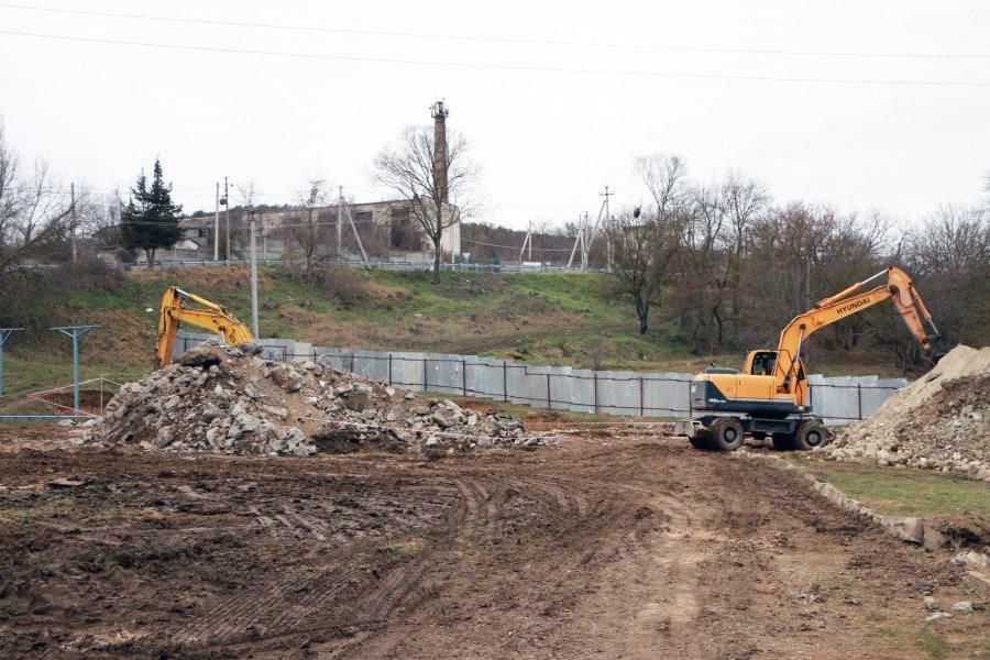 К концу 2021 в селе Дальнее построят новые канализационные очистные сооружения