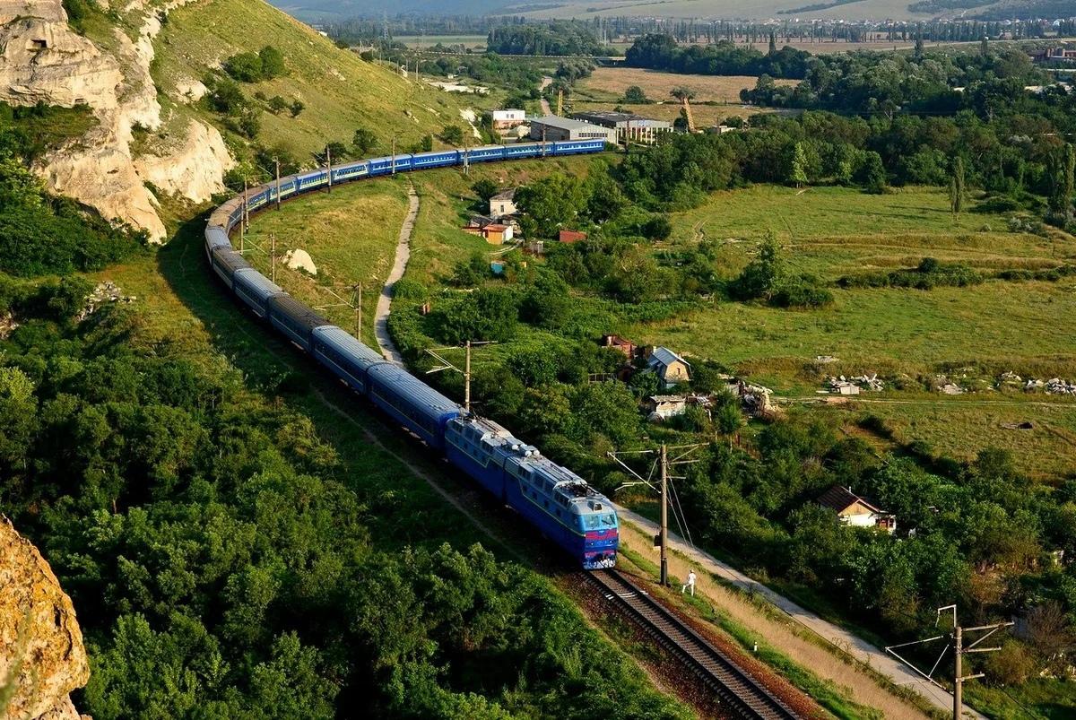 Весной из Крыма будут ходить поезда в Мурманск