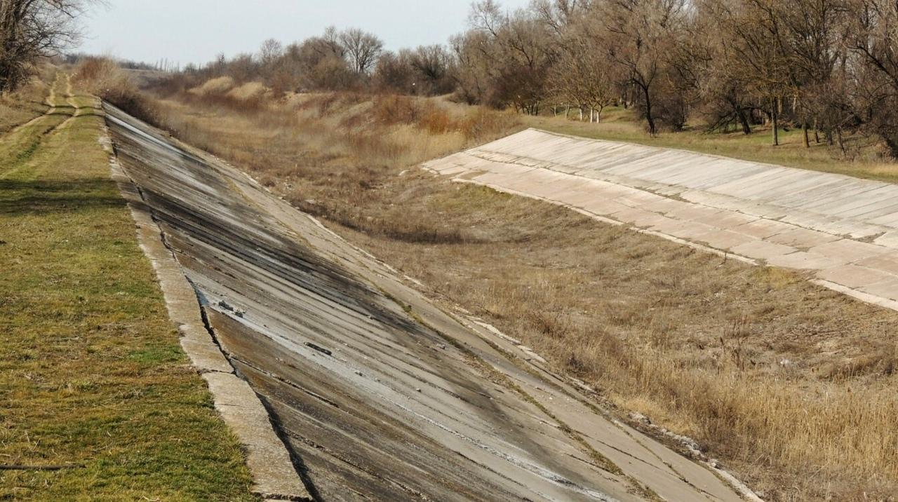 Аксенов назвал укрепление дамбы на Северо-Крымском канале «коррупционным мегапроектом»