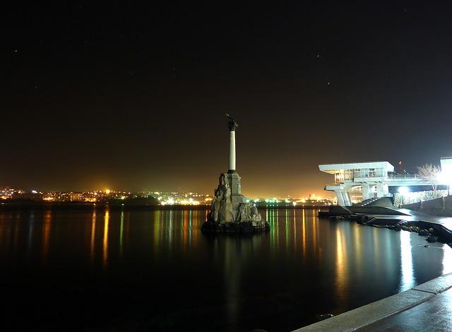 В Севастополе появится новый фонтан