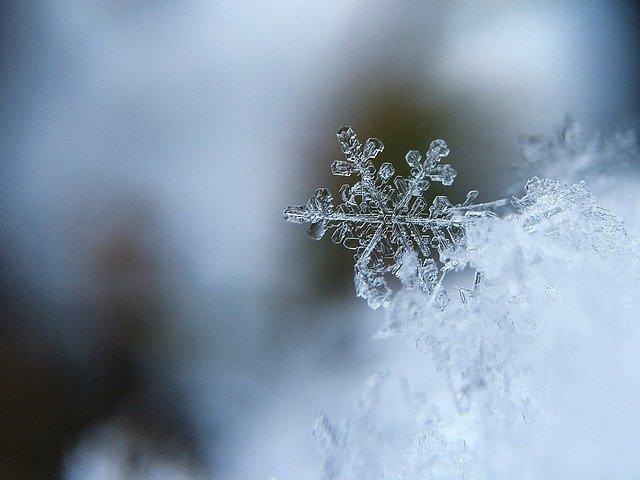 В Севастополе выпало пять сантиметров снега (видео)
