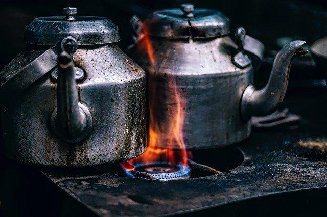 Во Фронтовом началась газификация жилых домов