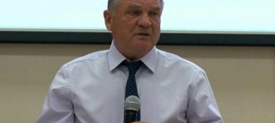 Вячеслав Горбатов: «Мы должны научиться бережно относиться к воде»