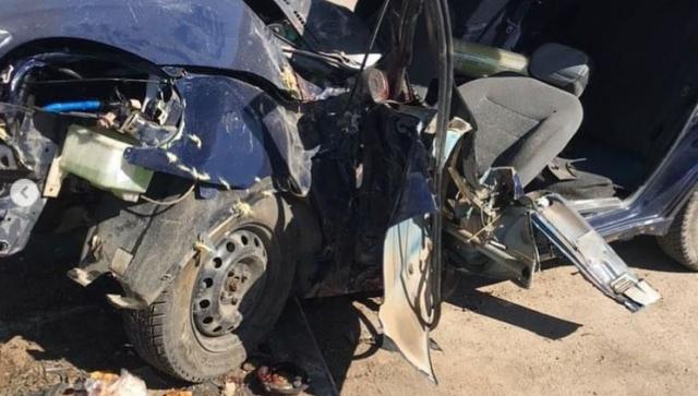В Крыму столкнулись две иномарки: есть погибший (фото)