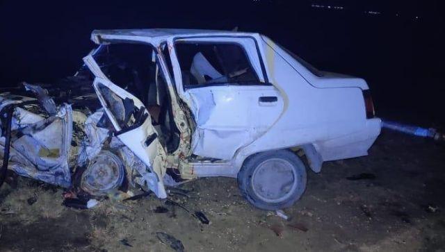 На севере Крыма произошло ДТП: один погиб, трое в больнице (фото)