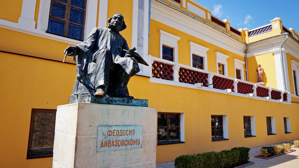 В Феодосии на год закрывают картинную галерею им. Айвазовского
