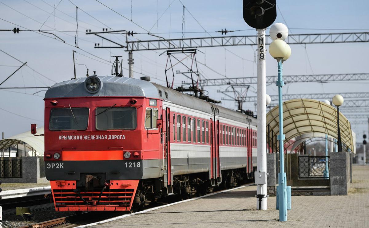 КЖД представила проект электрички в Севастополе