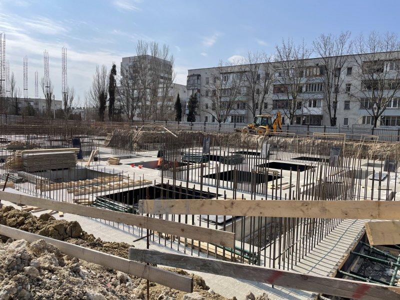 В Севастополе строят еще один детский сад