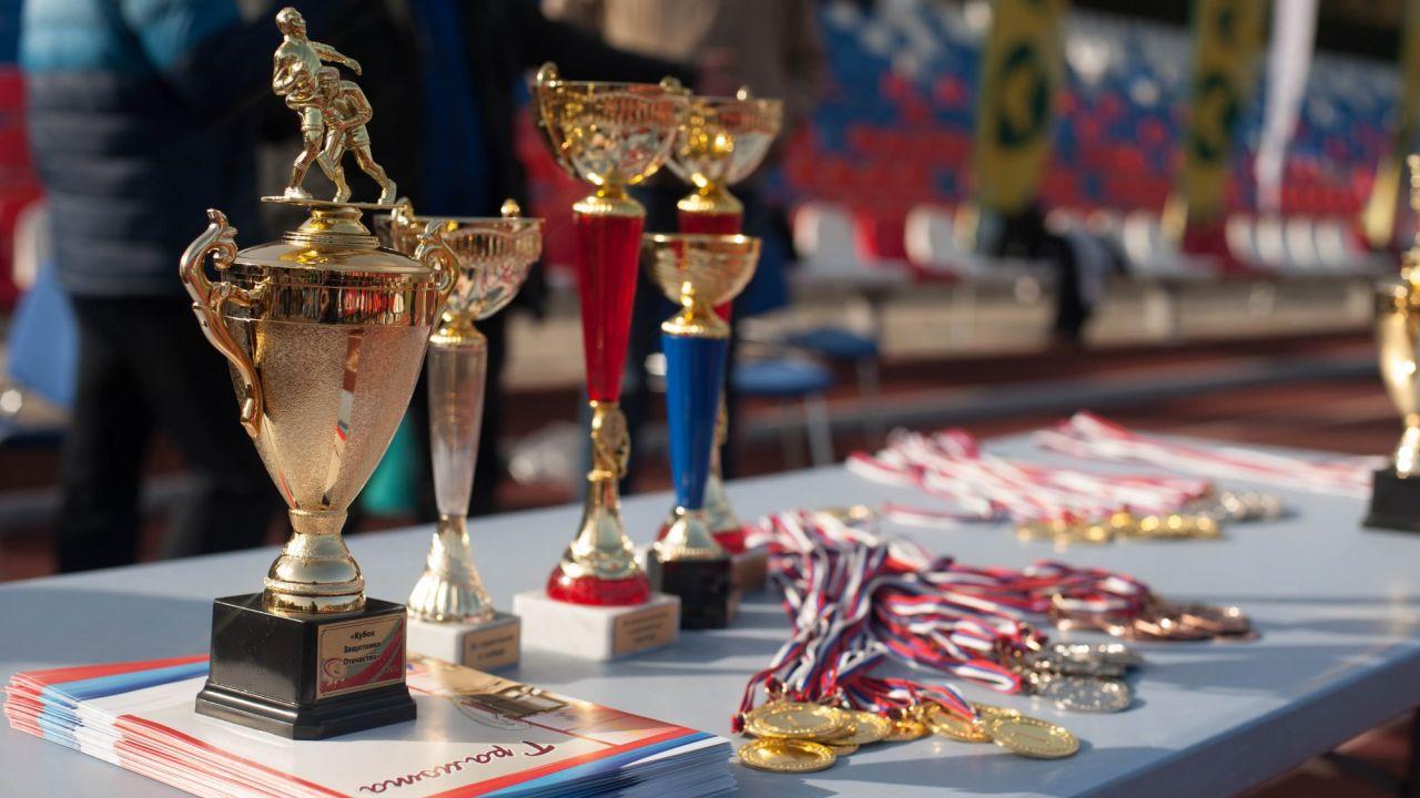 Регбисты из Севастополя завоевали золото на турнире в Крыму