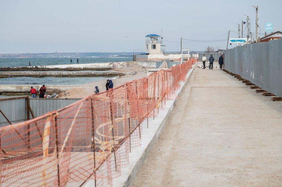 Реконструкция набережной Парка Победы зависит от «решал»?