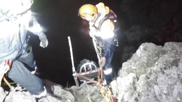 Упал с высоты 80 метров: в крымских горах погиб альпинист (фото)