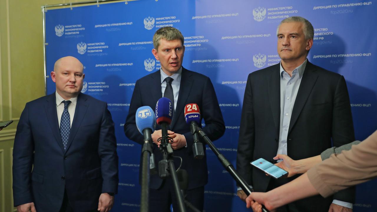 В Крыму откроют крупный оптово-розничный центр