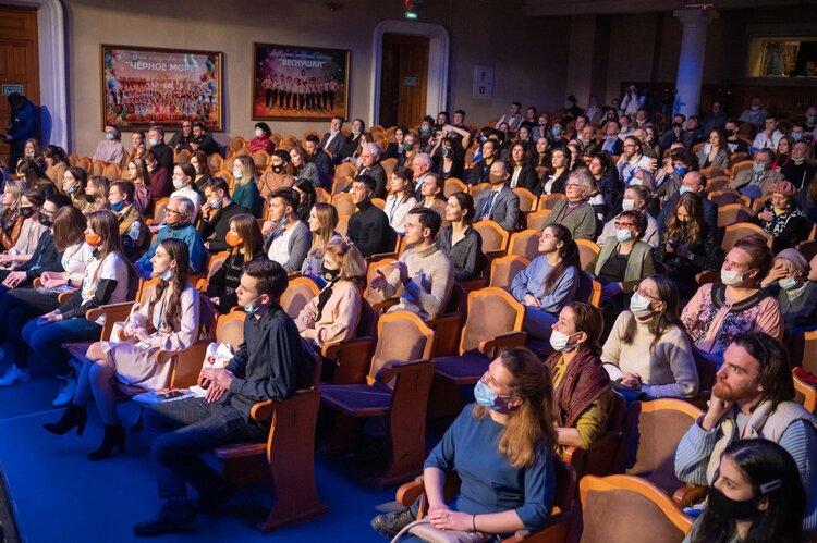 Международный форум молодых кинематографистов стартовал в Севастополе (фото)