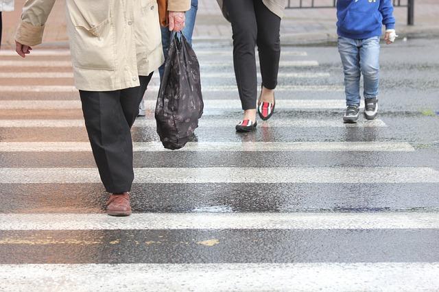 В Крыму водитель иномарки сбил пешехода