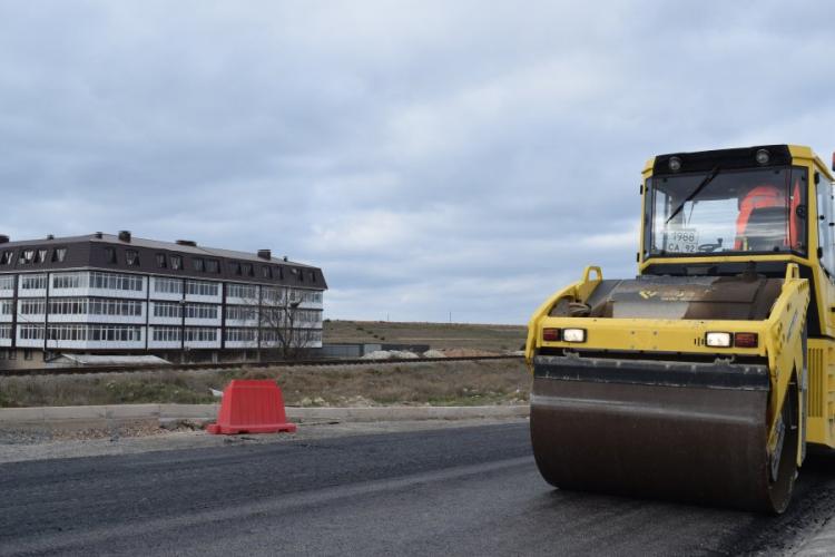 В Севастополе дополнительно отремонтируют 20 километров дорог