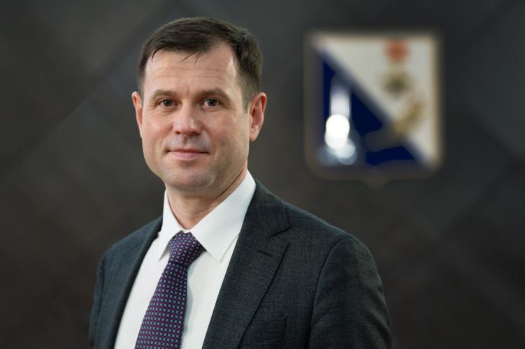 В правительстве Севастополя представили нового вице-губернатора