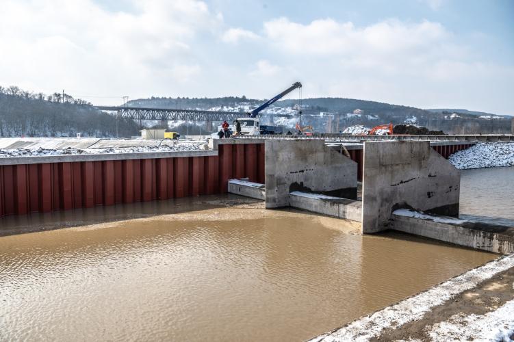 Водозабор на реке Бельбек запускают в опытную эксплуатацию