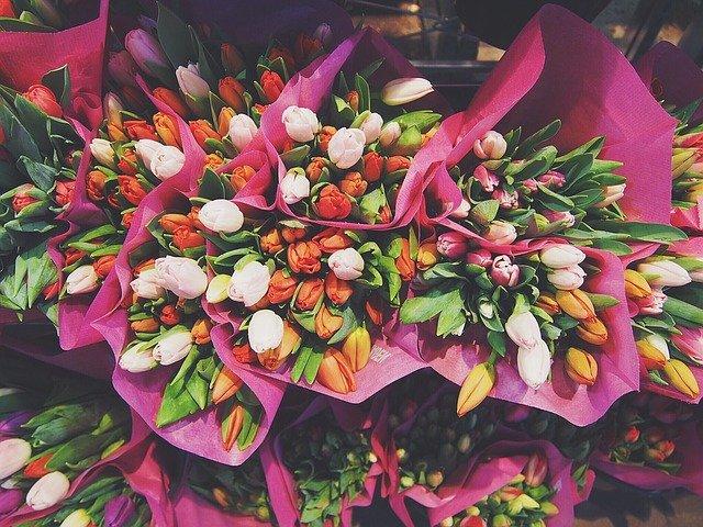 Флорист дала советы по выбору букета на 8 Марта