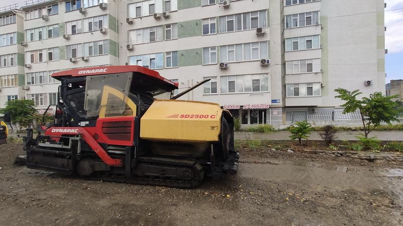 В Крыму из кабины дорожной техники украли пульт управления за 1,5 млн