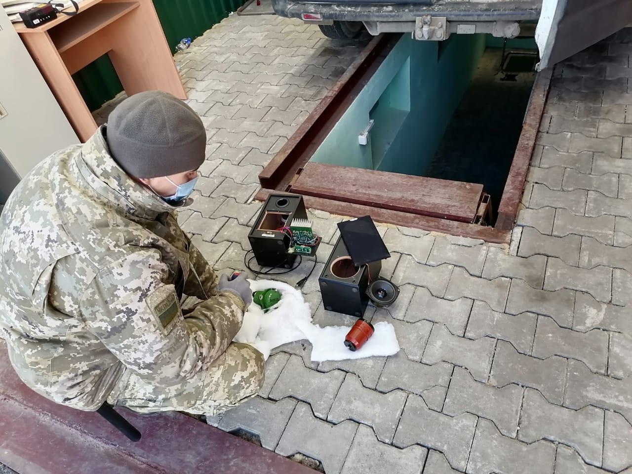 Украинские контрабандисты пытались ввести в Крым оборудование для связи и навигации
