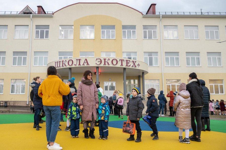 В Севастополе к работе готова новая школа «Экотех+»
