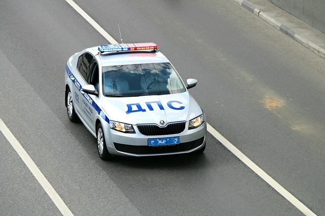 В Крыму полиция устроила погоню за пьяным нарушителем
