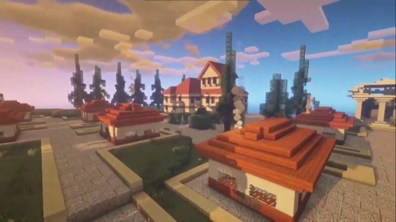 Территория Херсонеса появится в игре Minecraft