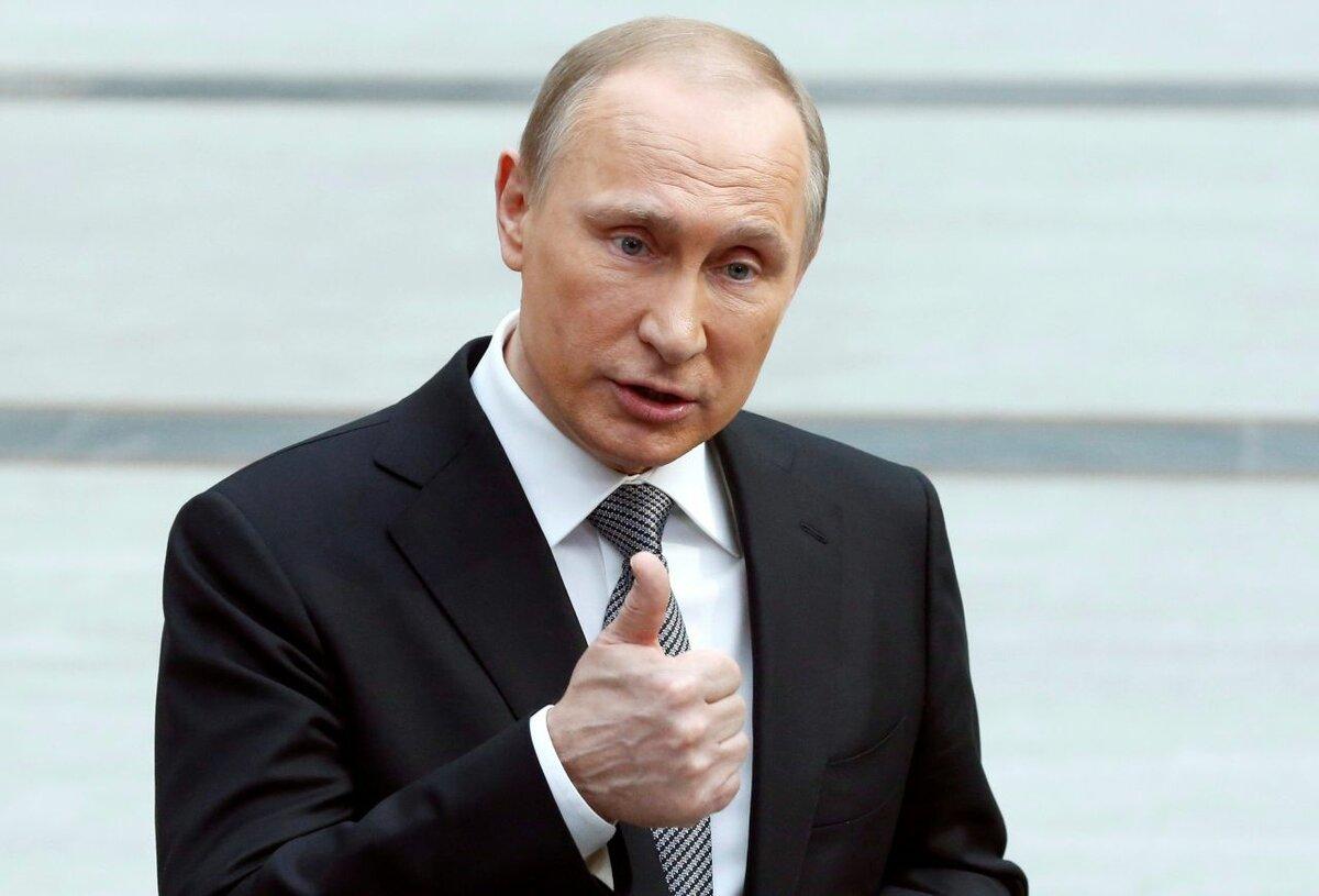 Президент России сделал прививку от COVID-19
