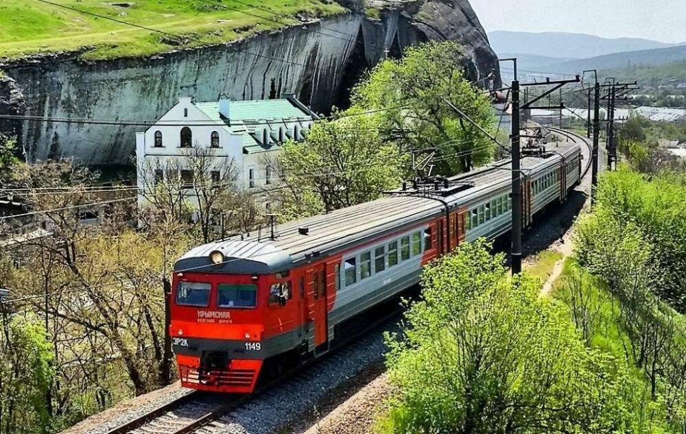Городскую электричку запустят в Севастополе после 2023 года