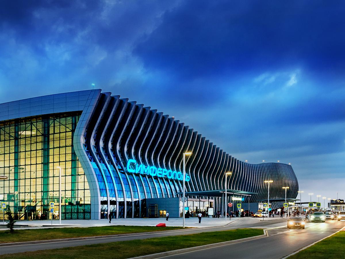 На проект железной дороги к аэропорту Симферополь потратят 286 млн